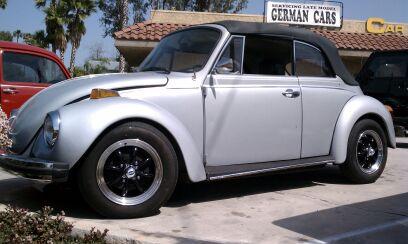 super beetle lowering kit