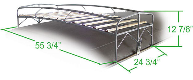 Short Bus Roof Rack