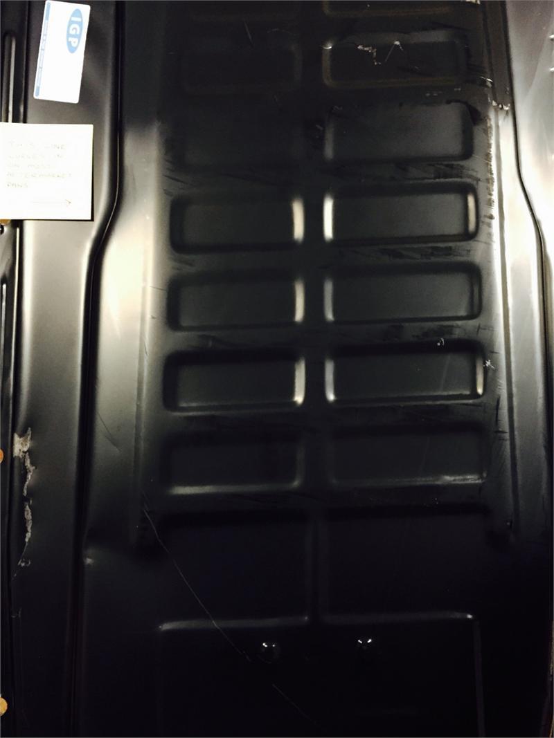 Floor Pan Insulation Sound Deadner Kit